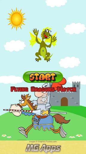 Flying Dragons Match