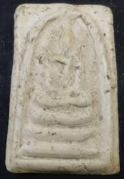 พระสมเด็จ เนื้อผงวัดระฆังล้วน ปลุกเสกพิธีอินโดจีน วัดสุทัศน์ หลวงพ่อสุพจน์ ปี ๒๔๘๔