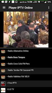 Player de Listas IPTV (Oficial) ? - náhled