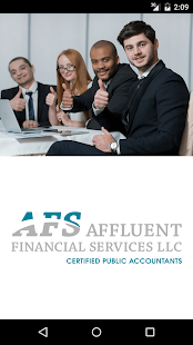 Affluent CPA- screenshot thumbnail