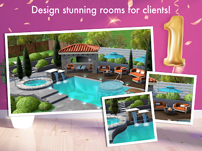 Home Design Makeover! мод