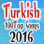 Turkish 100 Top Songs 2016 Icon
