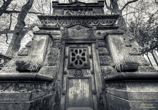 Photo: Hello all together here a post from the wonderful photowalk through Cologne over the Melatencemetery with my friend +Martin OBER .  It is made by #8mm , [ +Martin OBER know more about Mr.8mm:)] with the #Sigma, it is a #hdr created by 5 photos.  Now this is my last post this evening here, it is DFB-Pokal football time. All a good evening.  Upload for #TonemapHDRTuesday by +Drew Pion and +Stephanie Suratos  #ArchiTexture by +Ranjan Saraswati  #plusphotoextract by +Jarek Klimek   #fineart #bw #potd