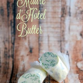 Maitre d'Hotel Butter