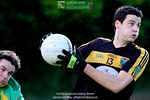 Photo: Damian Moran v Drumreilly, SFC 2012