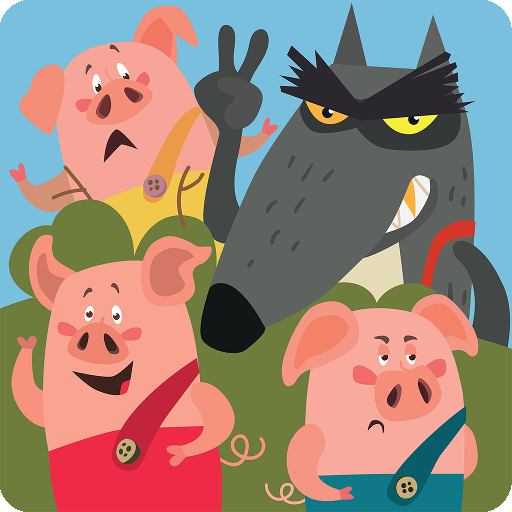 The Three Little Pigs app for Android