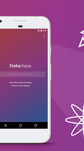 Firefox Focus: Private Browser screenshot 3