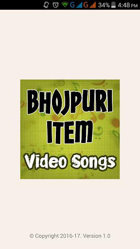Download Bhojpuri Item Video Songs Google Play softwares