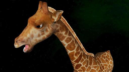 Giraffe 3D
