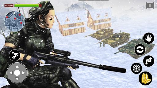 Call of Impossible Sniper World War 2 Hero 3D 1.1 screenshots 1