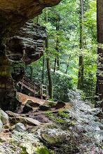 Photo: Ash Cave, Hocking Hills, OH