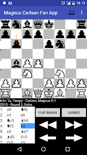 Magnus Carlsen Fan App- screenshot thumbnail