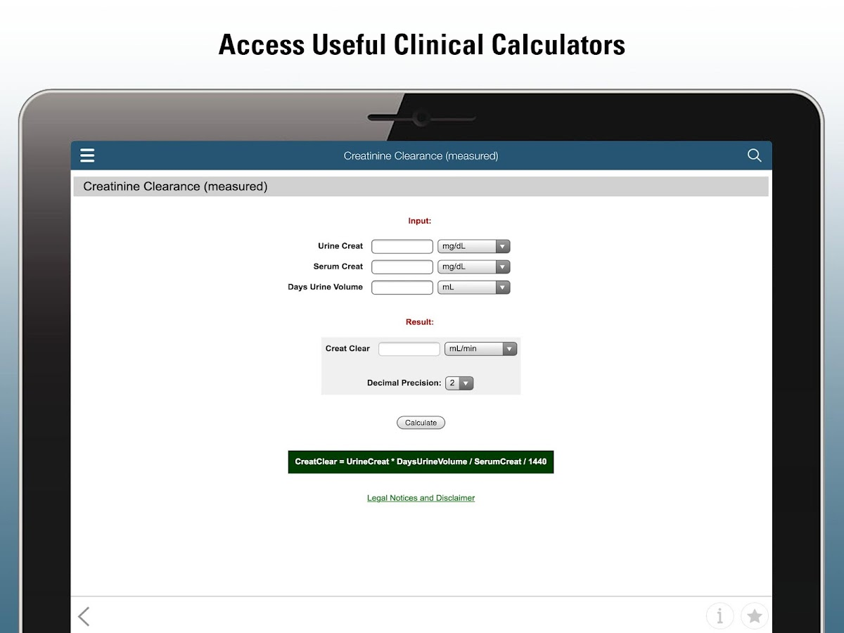 Merck Manual - Pro Version- screenshot