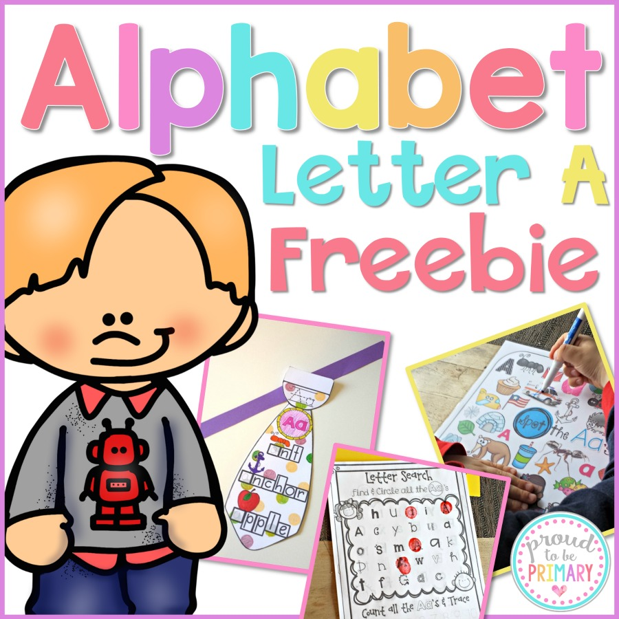 letter recognition - letter A