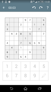 Sudoku screenshot 00