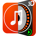 DiscDj 3D Music Player - 3D Dj Music Mixer Studio icon