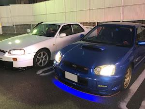 インプレッサ WRX GDA E型のカスタム事例画像 晴也さんの2018年12月02日01:06の投稿