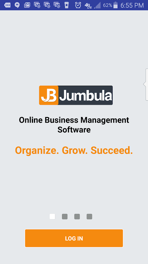 Jumbula- screenshot