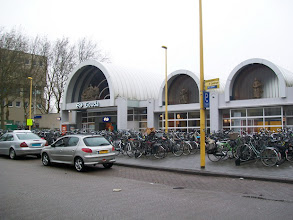 Photo: Station Gouda