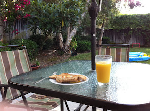 Photo: Breakfast Out Back