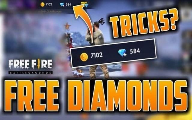 Free Fire Diamonds Generator Freefire Hack Gb