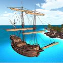 The Lost Treasure Island 3D icon