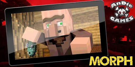 Morph Pro Mod for MCPE 1.0 screenshots 2