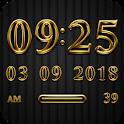 TRILUS Digital Clock Widget