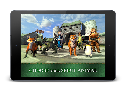 Spirit Animals- screenshot thumbnail