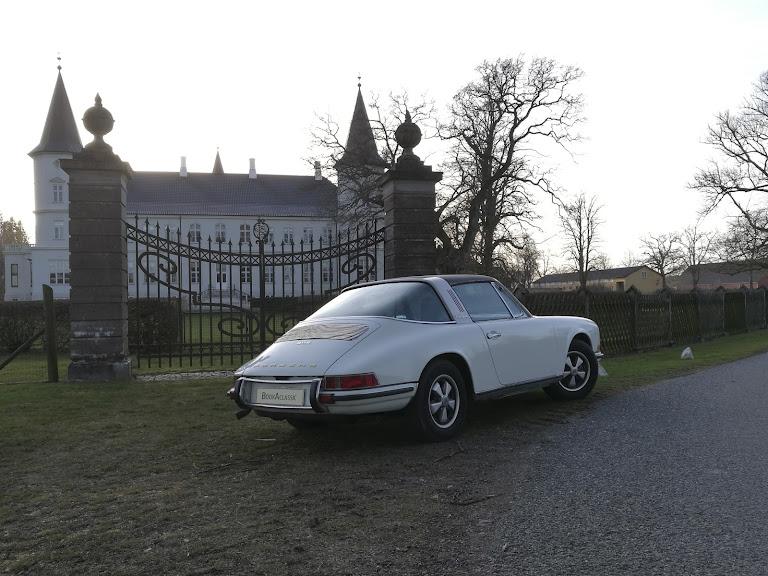 Porsche 911e Hire Ringseted