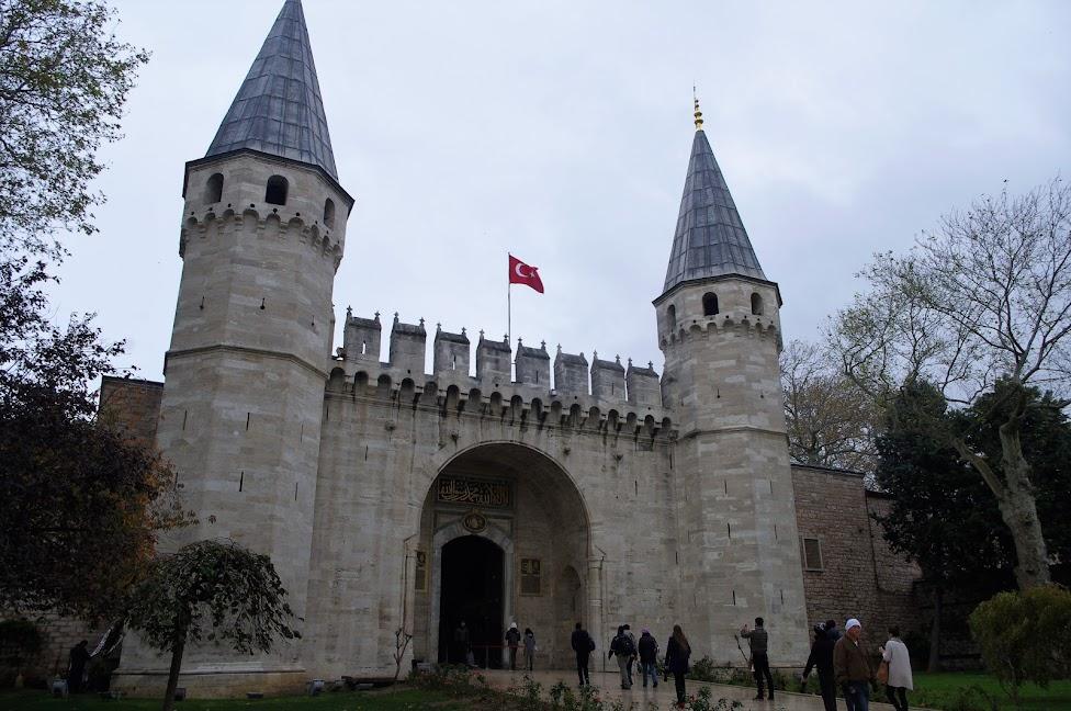 Qué ver en Estambul. Palacio de Topkapi