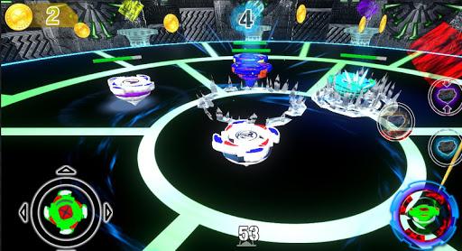 Spinner Chaos Battle  captures d'écran 1
