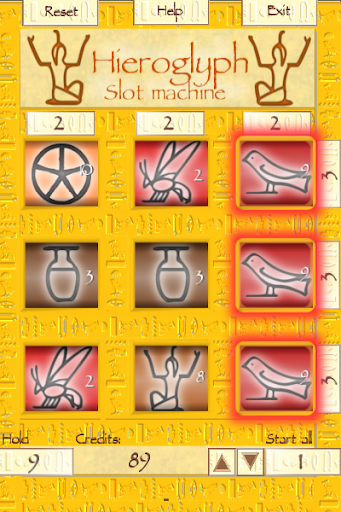 Hieroglyph slot machine|玩博奕App免費|玩APPs