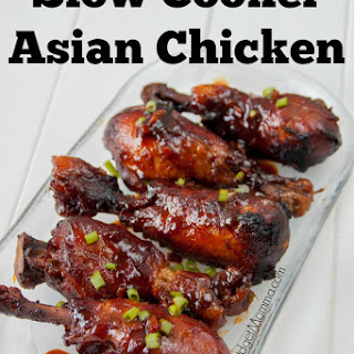 Slow Cooker Chicken Legs Recipes