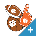 Clemson Tigers PLUS Selfie Stickers icon