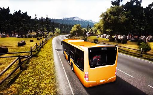Bus Simulator Bus Coach Simulator Free 1.0.2 screenshots 2