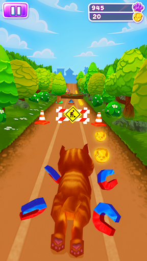 Pet Run - Puppy Dog Game  captures d'écran 5