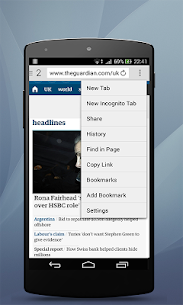 Web Browser App Latest Version  Download For Android 2
