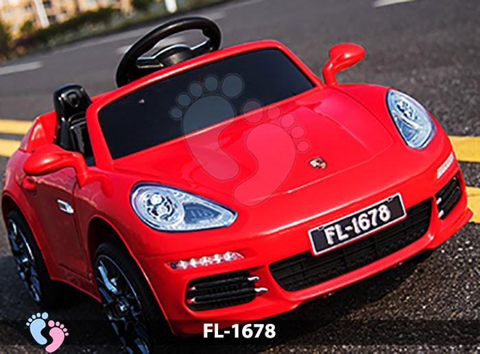 Xe điện thể thao cho bé Porsche FL-1678 5