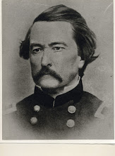 Photo: 1860-1861 William H Acker  Acker served as Minnesota's State Adjutant General before the war.  He raised a company for the 1st Minnesota Regiment before resigning his position in order to accept a commission as Captain of Company C.  His gallantry at Bull Run was noted by President Lincoln, who commissioned him Captain in the regular army after he resigned from the 1st Minnesota due to a quarrel with Colonel Gorman.