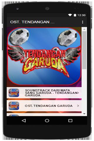 Ost Film Tendangan Garuda Terbaru 1.0 screenshots 2