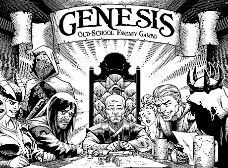 Genesis MUD