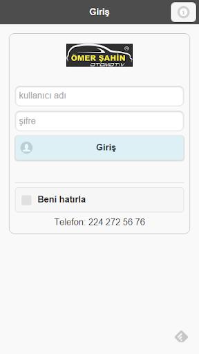 Ömer Şahin Otomotiv B2B