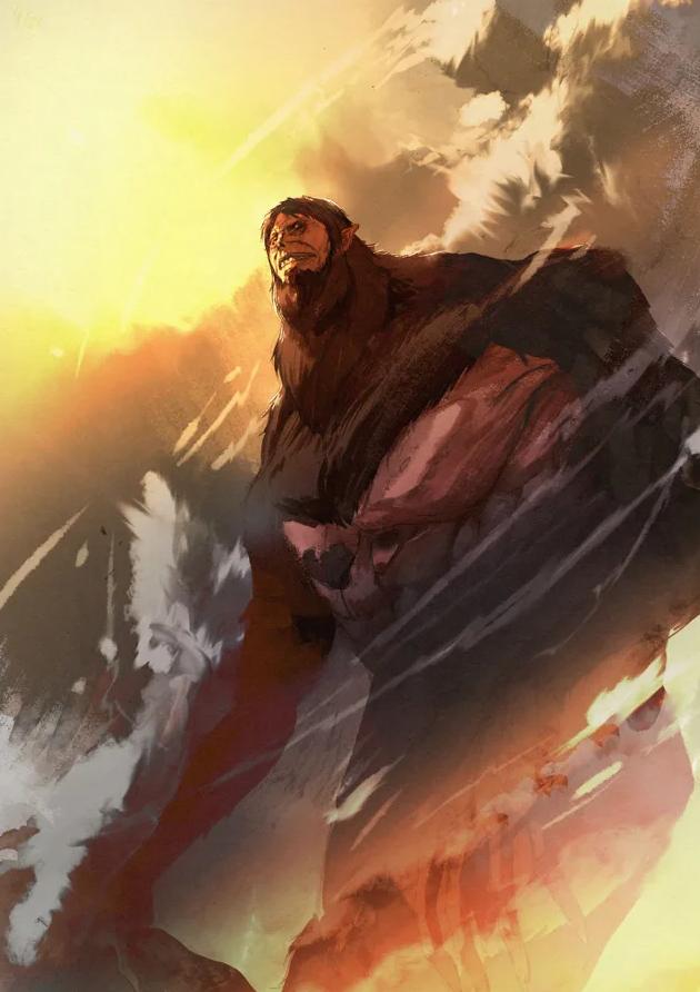 El Titán Bestia (Kemono no Kyojin), Attack on Titan