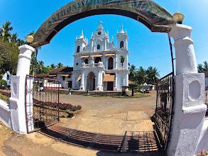 Photo: siolim church