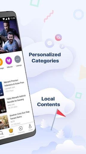 Vidio - Nonton Video, TV & Live Streaming Gratis 4.0.7 screenshots 2