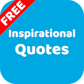 Inspirational quotes that makes you think icon