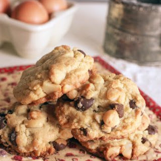 Dark Chocolate Macadamia Nut Cookie Recipes