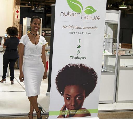 Shereen Makhanye a natural in beauty field