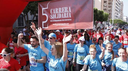 V Carrera Solidaria de La Salle